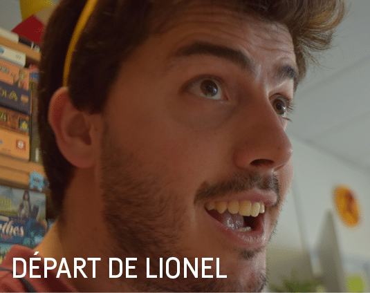 Départ de Lionel