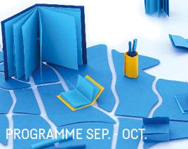 Programme septembre – octobre