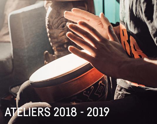 Ateliers 2018-19 Une