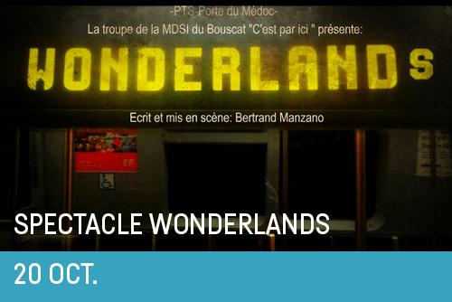 Wonderlands 18 CalUne