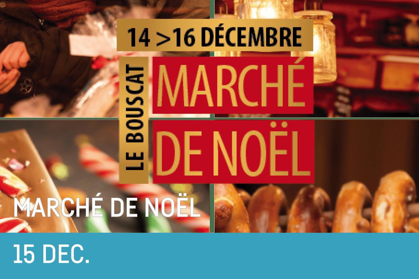 Marché de Noël du Bouscat
