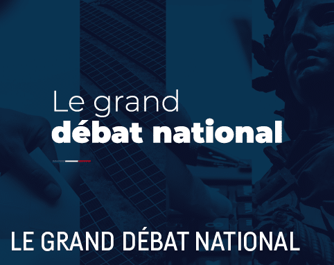 Le grand debat national 02.19 Une