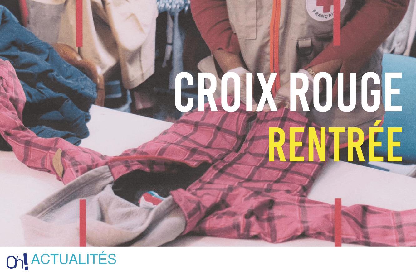 Read more about the article La rentrée de la Croix Rouge