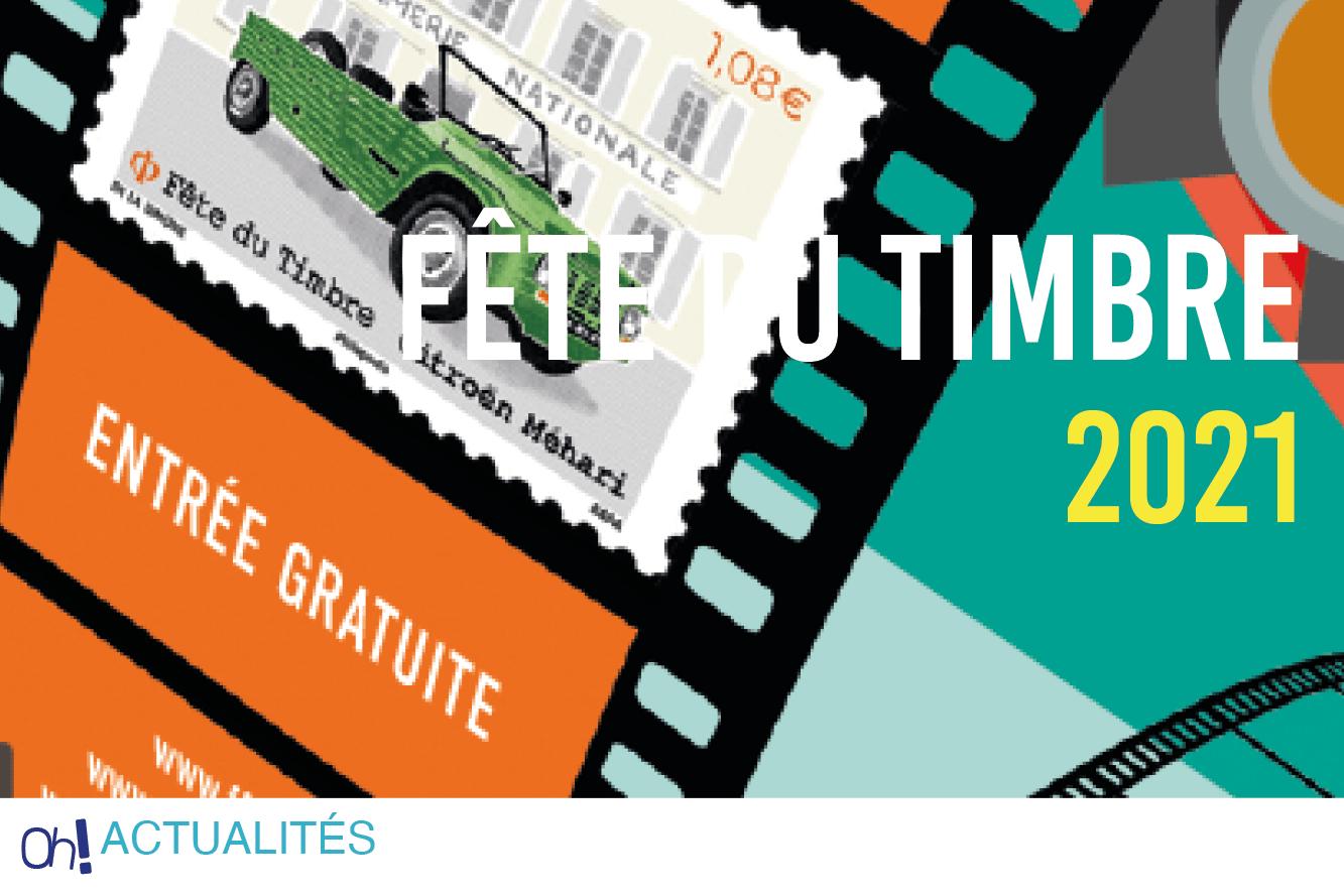 Read more about the article Fête du timbre 2021