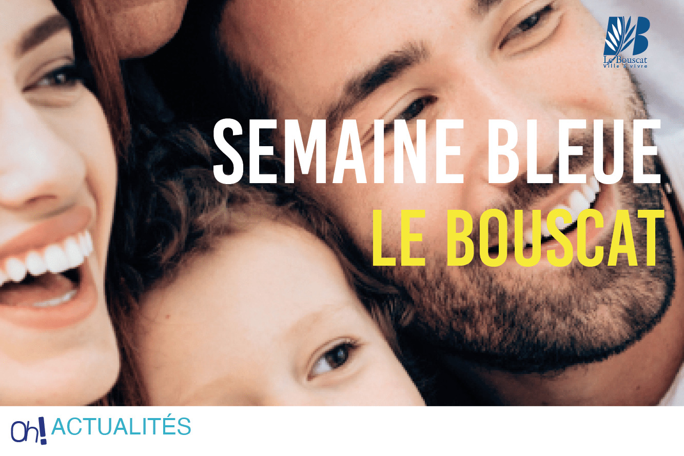 Read more about the article Semaine bleue